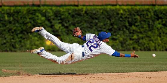 Addison Russell's game-winning dive on September19th
