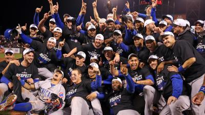 Chicago Cubs Going to the NLCS